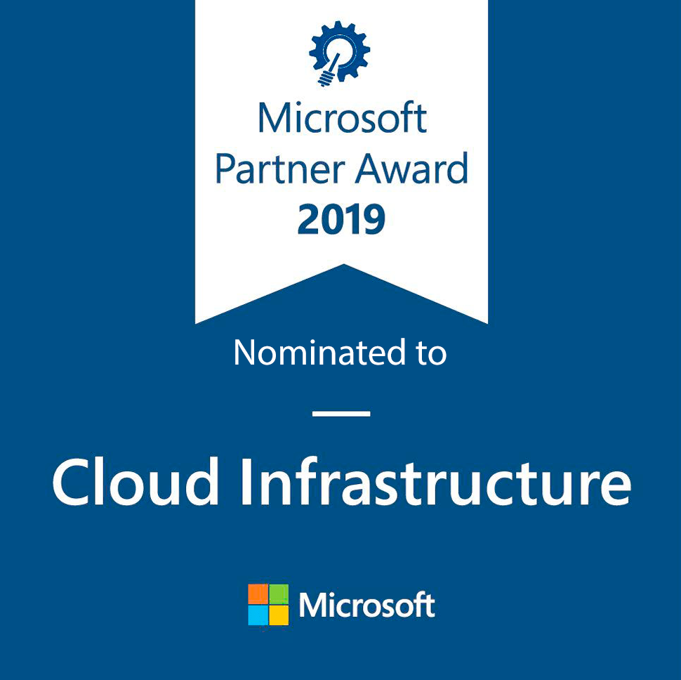 Nominated to Cloud Infrastructure