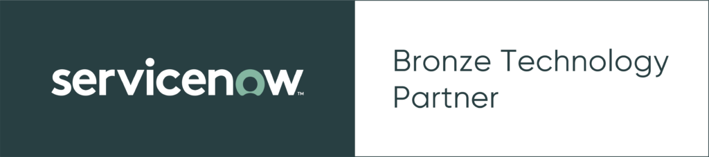 ServiceNow Bronze Technology Partner